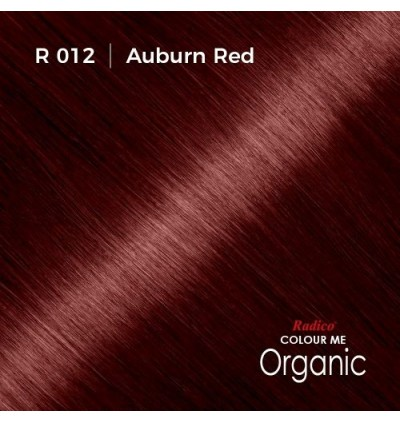 RADICO 100% CERTIFIED ORGANIC HAIR COLOUR ( AUBURN RED )