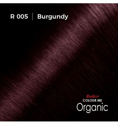 RADICO 100% CERTIFIED ORGANIC HAIR COLOUR ( BURGUNDY )