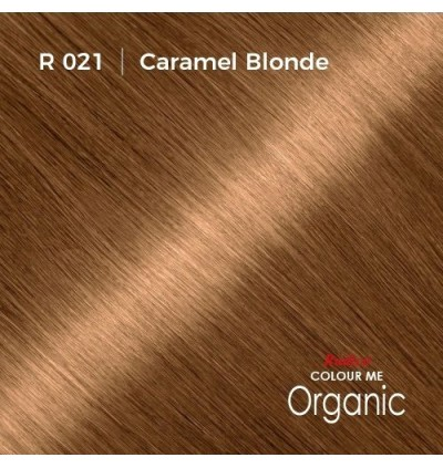 RADICO 100% CERTIFIED ORGANIC HAIR COLOUR ( CARAMEL BLONDE )