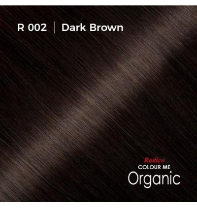 RADICO 100% CERTIFIED ORGANIC HAIR COLOUR ( DARK BROWN )