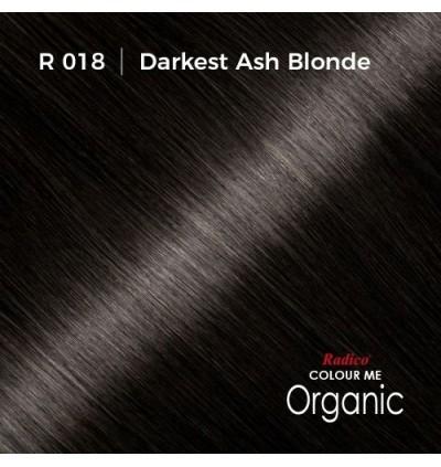 RADICO 100% CERTIFIED ORGANIC HAIR COLOUR ( DARKEST ASH  BLONDE )