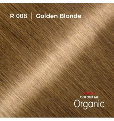 RADICO 100% CERTIFIED ORGANIC HAIR COLOUR ( GOLDEN BLONDE )