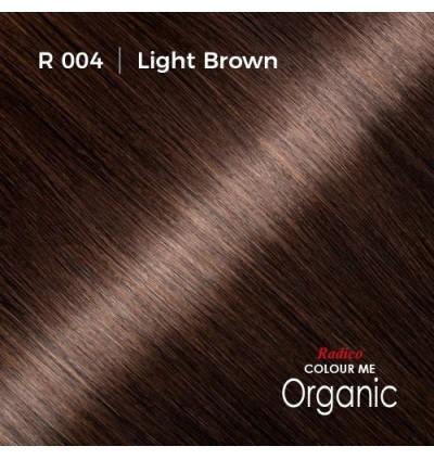 RADICO 100% CERTIFIED ORGANIC HAIR COLOUR ( LIGHT BROWN )