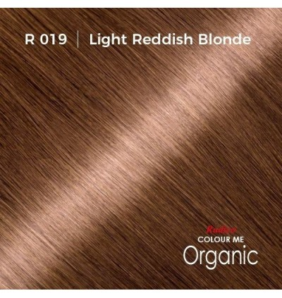 RADICO 100% CERTIFIED ORGANIC HAIR COLOUR ( LIGHT REDDISH BLONDE )
