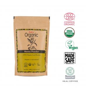 HENNA POWDER  ( 100% Certified Organic Powder )