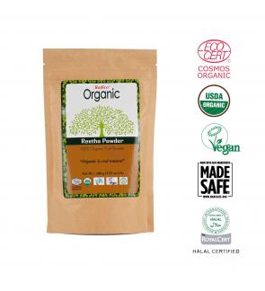 REETHA POWDER ( 100% Certified Organic Powder )
