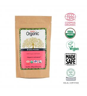 BRAHMI POWDER  ( 100% Certified Organic Powder )