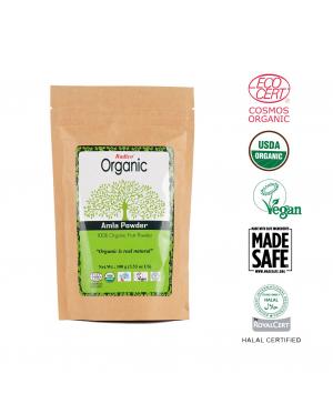 AMLA POWDER  ( 100% Certified Organic Powder )