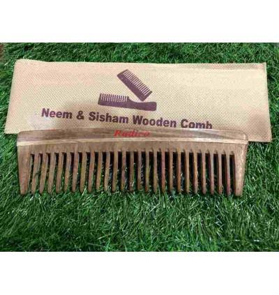 Neem Wood comb